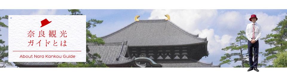 奈良観光ガイドとは